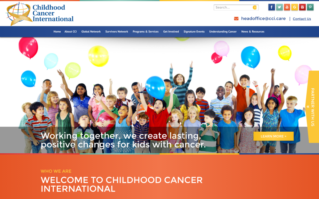Childhood Cancer International