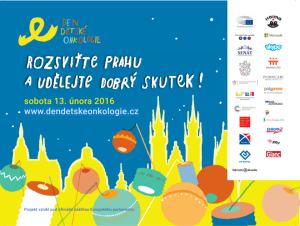 Prague Oncology Day 2016